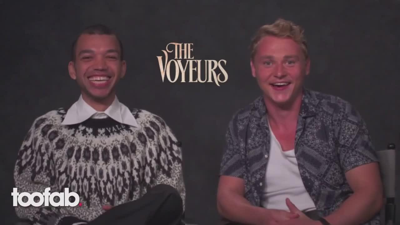 Video: 'The Voyeurs' Press Interviews – Part 2